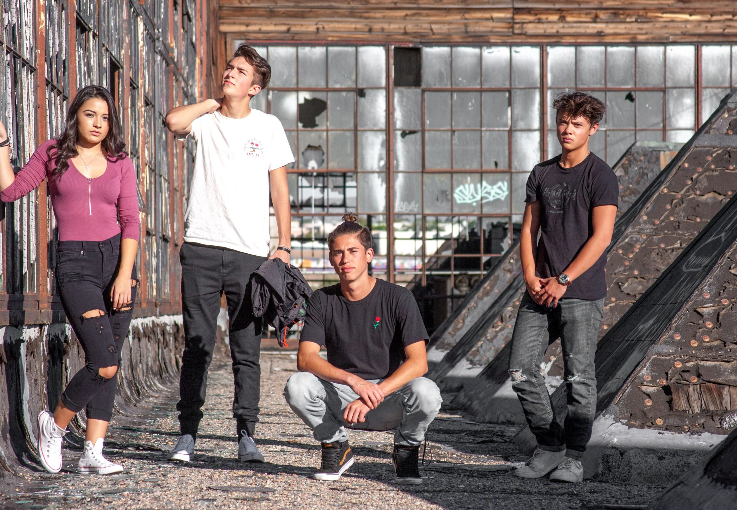 Four Teens